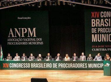 Associação aponta que 66% dos procuradores municipais tiveram indicação política