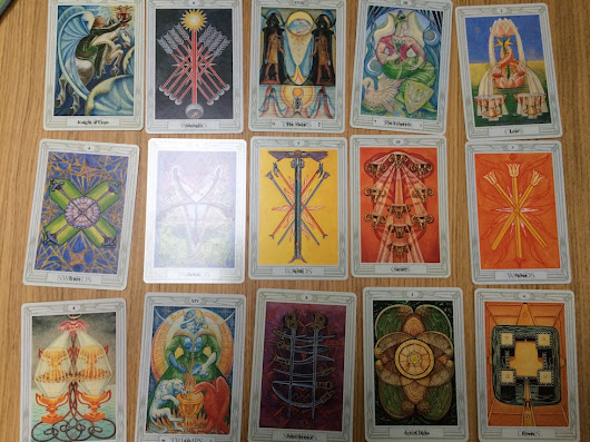 The Tarot and Lovecraftesque |
