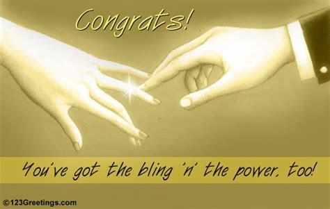 Wedding Congrats Card. Free Congratulations eCards