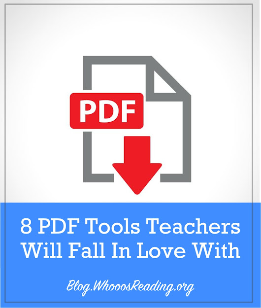 8 PDF Tools Teachers Will Fall in Love With