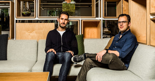 Instagram's Co-Founders Said to Step Down From Company