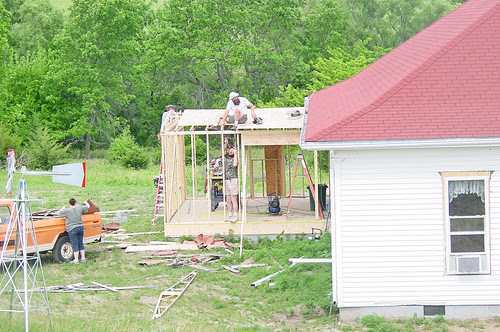 Building our kitchen
