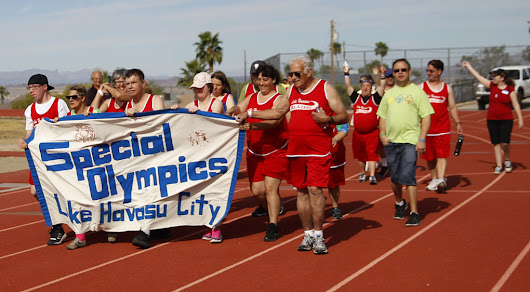 Special Olympians Compete At Thunderbolt - River Scene Magazine