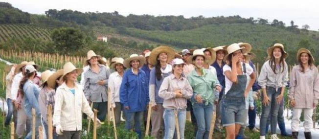 Les femmes célibataires de la petite bourgade brésilienne de Noiva do Cordeiro lancent un appel à la gent masculine.