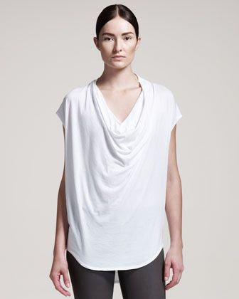 Helmut Feather Jersey Tee