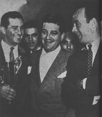 Flonndo Sassone, Francisco Florentino y Jorge Casal