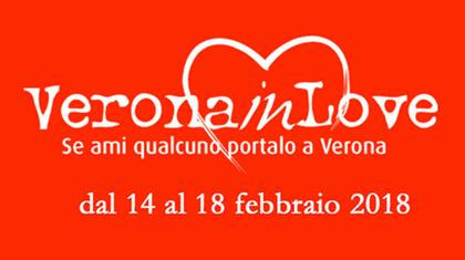 Comune di Verona | Verona in Love - Dolcemente in love 2018