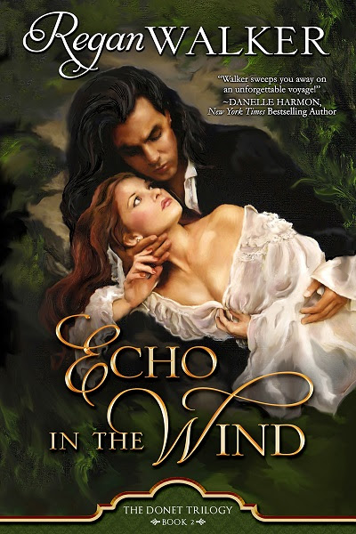 Keep Calm and Read This: Echo in the Wind by Regan Walker