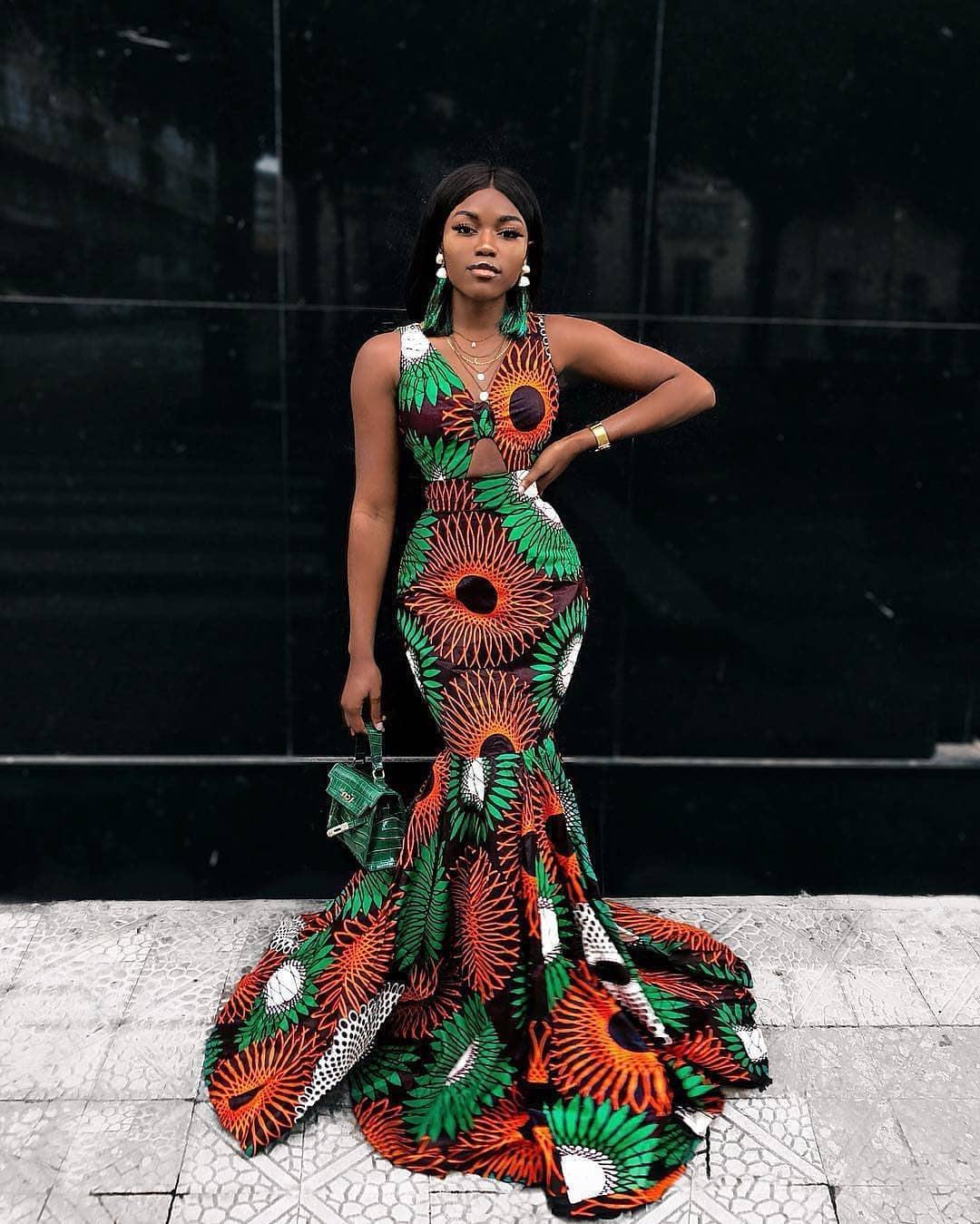 Fashion Fashion Kitenge 2019
