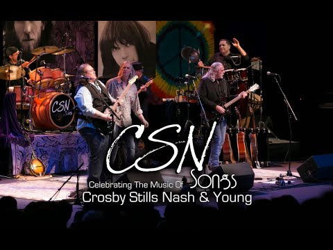 Crosby, Stills & Nash at the Arts Center