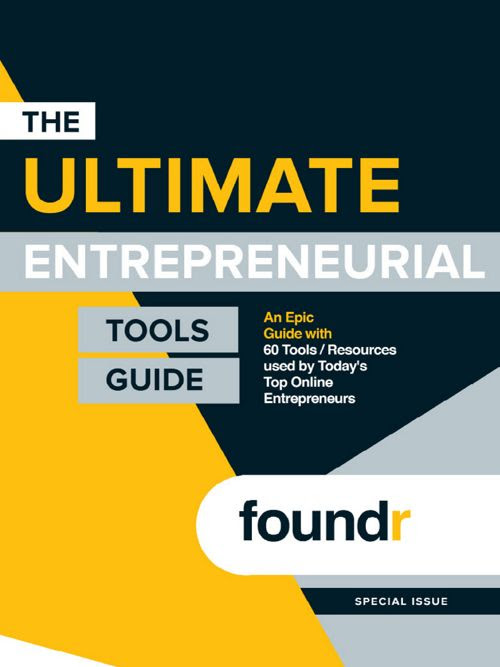 The Epic 60 Entrepreneurial Tools Guide