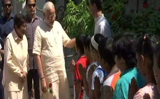 Prime Minister Narendra Modi Speaks At Gathering At Auroville Foundation For Auroville's 50th Anniversary Celebrations Today: Highlights