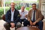 Rino Solberg, Jan Vandenabeele and Jean-Paul Deprins