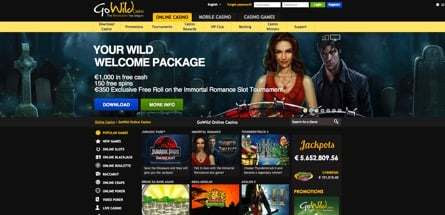 65 NEW Microgaming Casinos available. Newest Microgaming Casinos