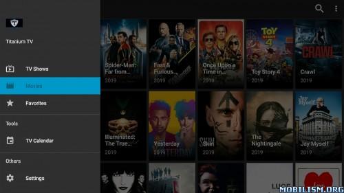 Download)++Titanium TV v2 0 19 [Ad-Free]Apk Premium | ApkMod