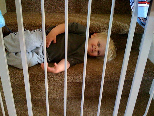 Jailed Cooper