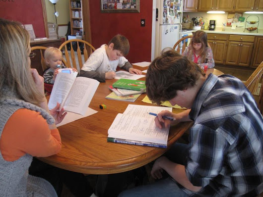 Could Home-Schooling Be The Answer For Some Parents?