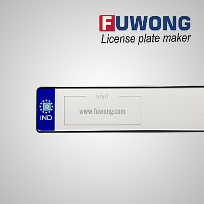 Choose a Reliable Provider of Quality High Security Registration Plates