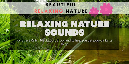 Relaxing Nature Sounds For Sleep