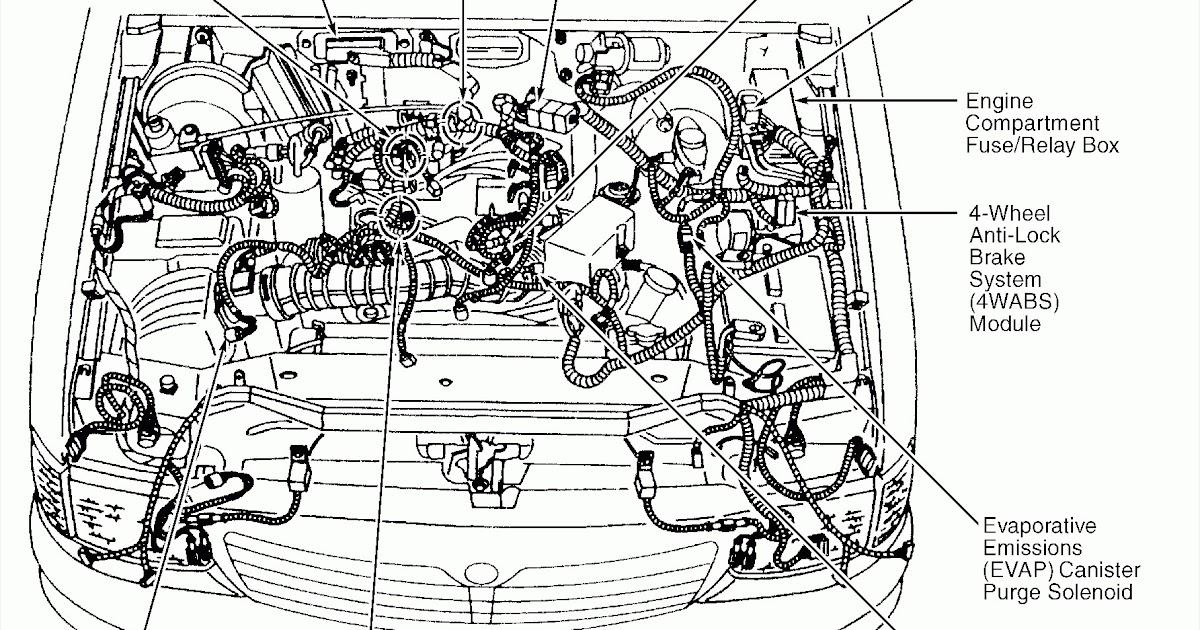 Ford 3 0l Engine Diagram