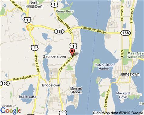Saunderstown, Rhode island