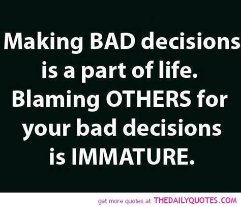 Making Right Decision Quotes Life