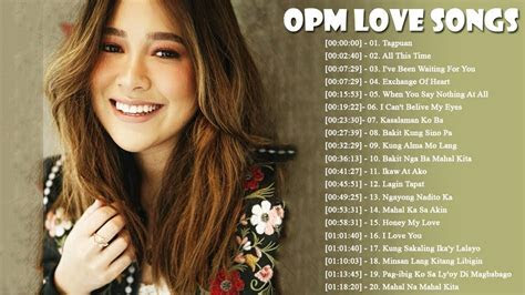 Top 100 Pamatay Puso Tagalog Love Songs New Collection