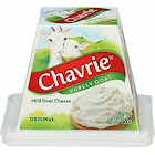 Chavrie, Plain Goat Cheese, 5.3 Ounce
