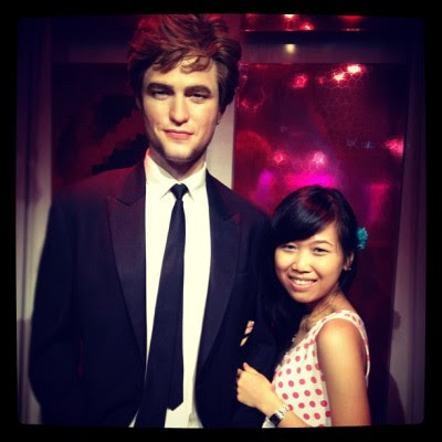 Edward you need to come home with me!! #mylifeiscomplete (Taken with instagram)