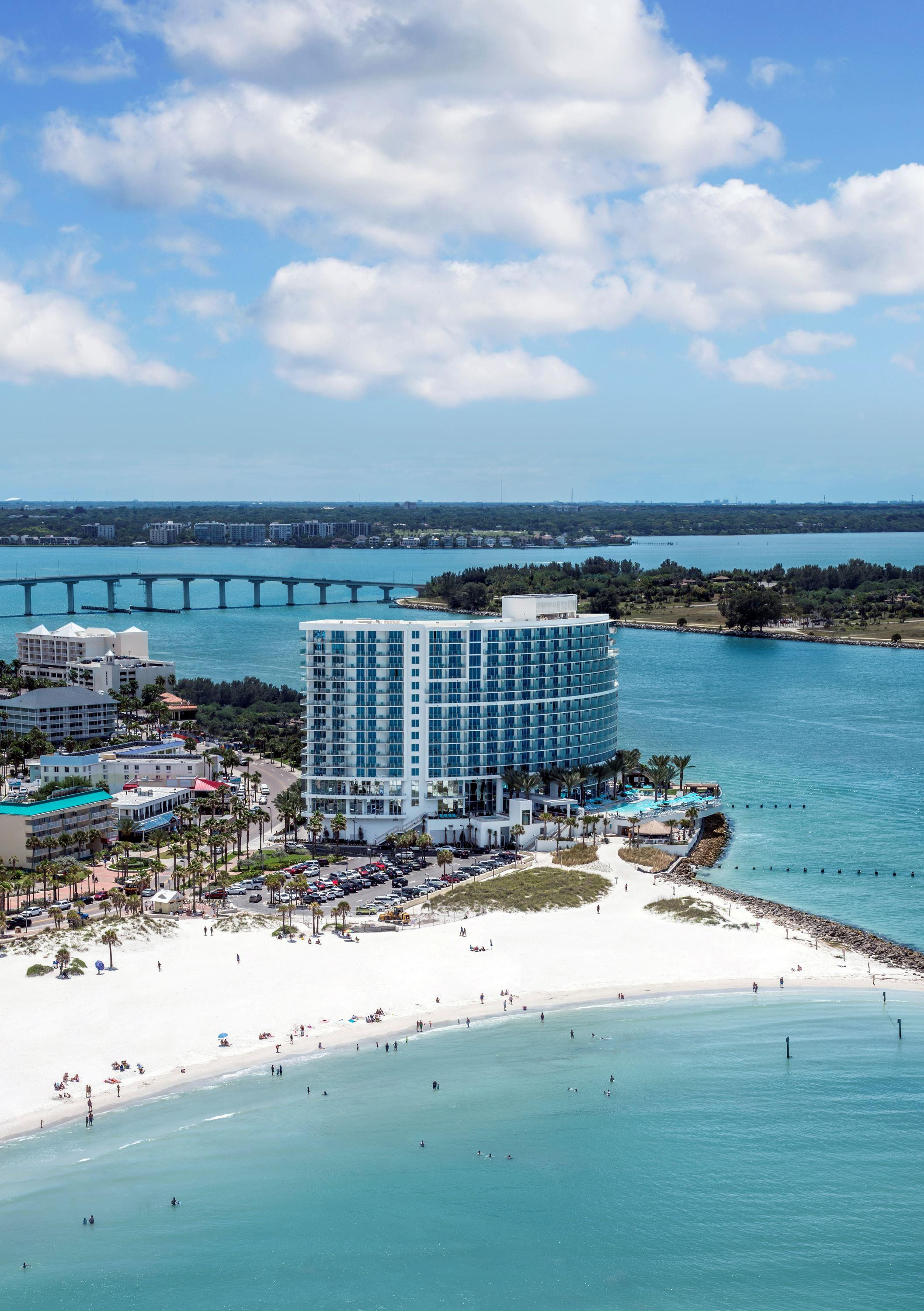 Opal Sands Resort  Clearwater Beach FL  Business Profile