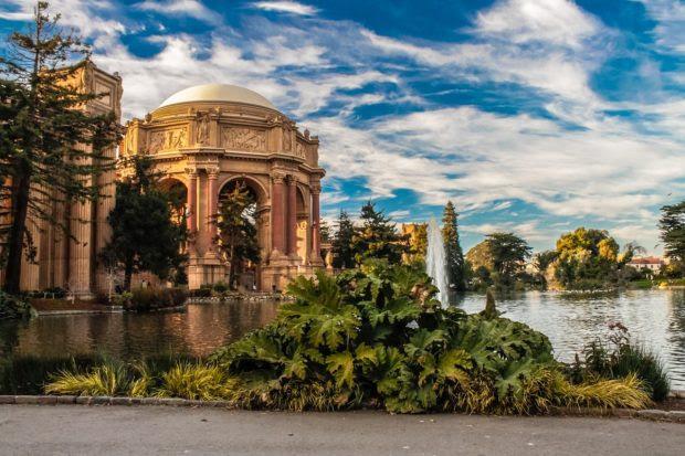 5 Sunny San Francisco Vacation Weekend Getaway Destinations