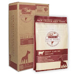 Steve's Real Food Raw Frozen Dog and Cat Food 20lbs patties / Beef