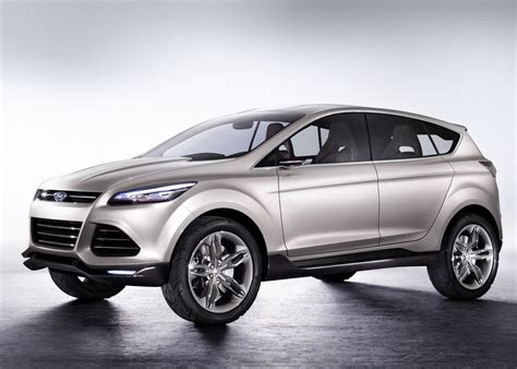 ford kuga front hd images  car release news