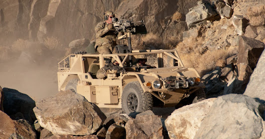 US Army To Issue Ultralight Vehicle RFP Next Year