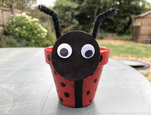 8 Brilliant Ladybug Craft Ideas for Kids - HodgePodgeDays