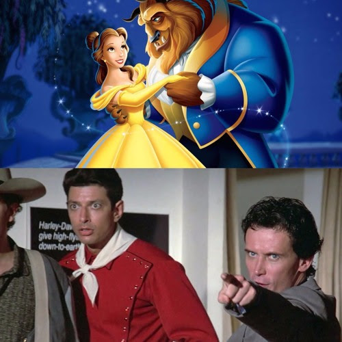 Ep 16 - Beauty & the Beast and Buckaroo Banzai by After The Ending