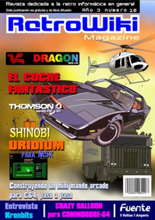 RetroWiki Magazine 10