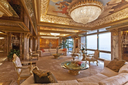 Take A Tour Of Donald Trump's Luxurious Private Homes