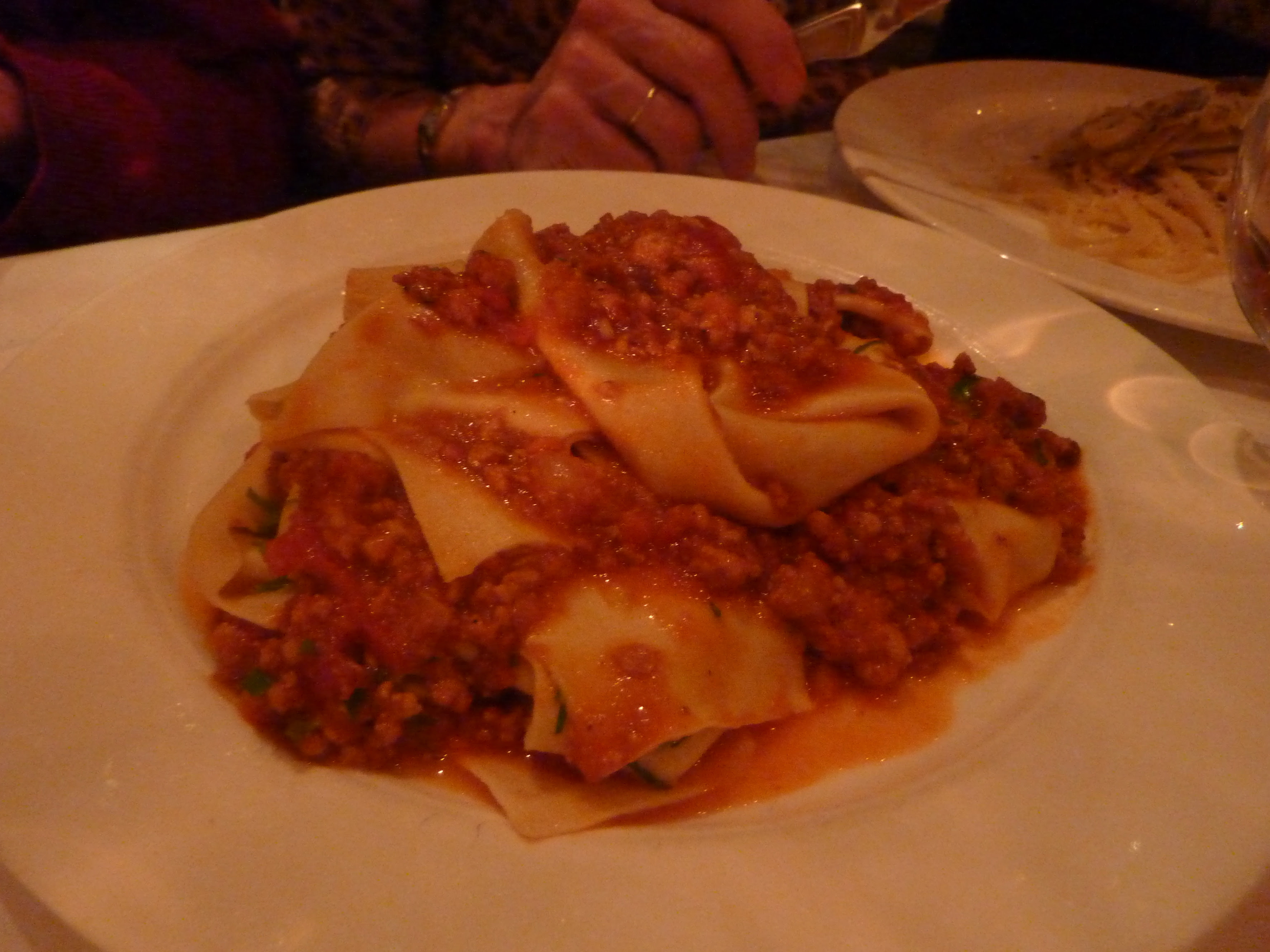 Pappardelle Bolognese Recipe37