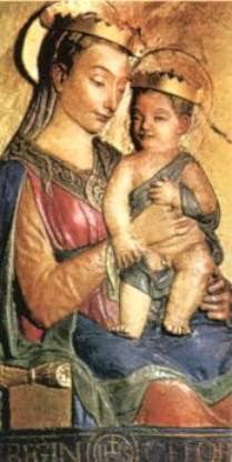 Crema (Caterina de Uberti) : Sainte Marie de la Croix