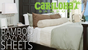 Cariloha Bamboo Sheet Set