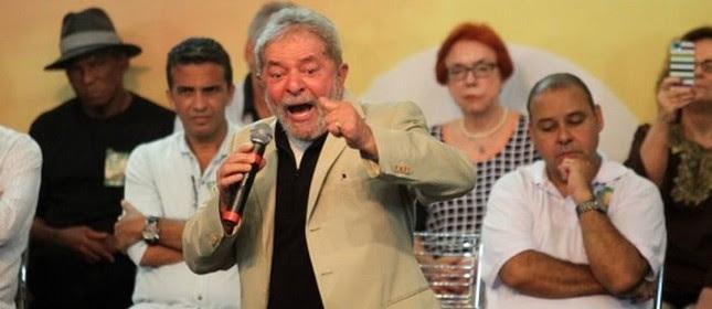 Ex-presidente Lula  (Foto: Marcos de Paula / Estadão)