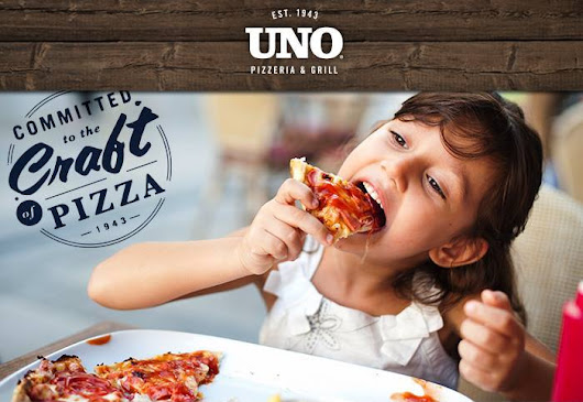 Kids eat free at Uno Pizzeria & Grill - Living On The Cheap