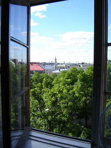 A Room With a View in Helsinki