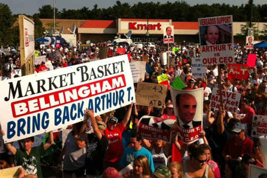 The Market Basket strike: valuing people builds a brand | UsefulArts.us