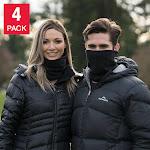 Bula Primaloft Neck Warmers, 4-Pack