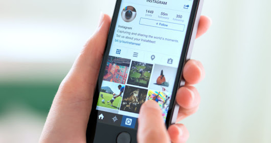 Instagram Launches Account For Sharing Business Tips