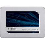 """Crucial 500 GB Internal SSD - 2.5"""" - MX500 - SATA 6Gb/s"""