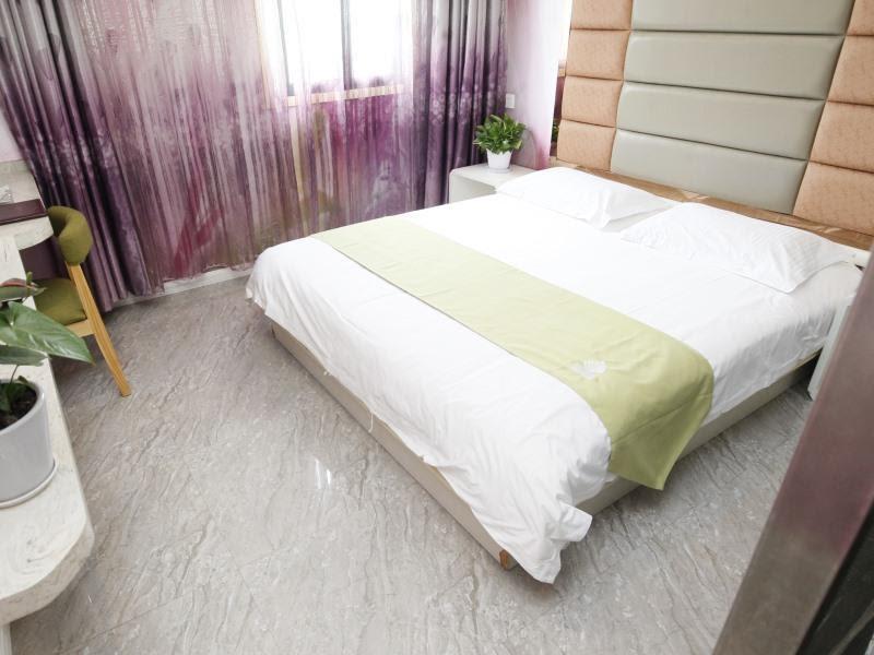 Green alliance Shanghai Yangpu District Shanghai Fudan University Handan Road Hotel Reviews