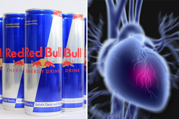 RED BULL HEART XRAY